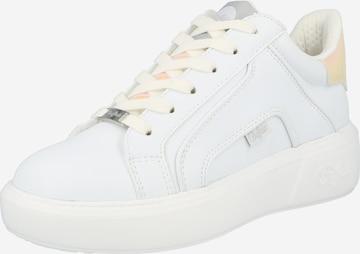 Sneaker low de la BUFFALO pe alb