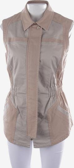 Versace Jeans Weste in M in beige / greige, Produktansicht