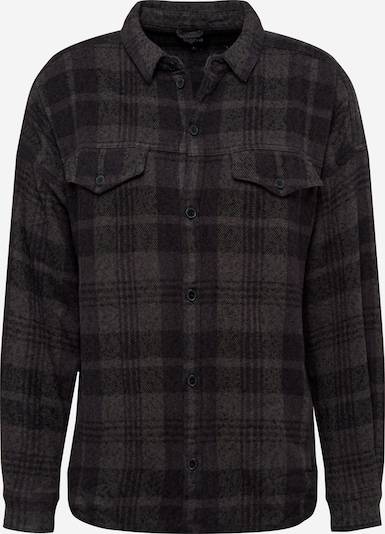 Camicia 'Jin' tigha di colore grigio / grigio scuro, Visualizzazione prodotti