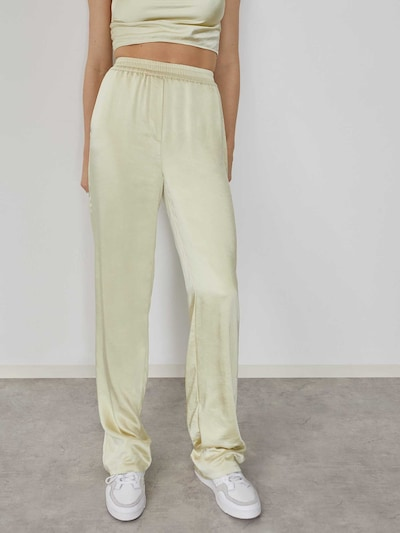 LeGer by Lena Gercke Trousers 'Carlotta' in Green / Mint, View model
