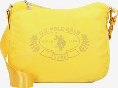 U.S. POLO ASSN. Umhängetasche in gelb / grau, Produktansicht