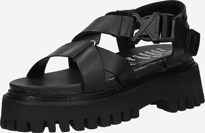 BRONX Páskové sandály 'GROOVY-SAN' - černá, Produkt