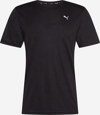 PUMA Koszulka funkcyjna w kolorze czarny / białym, Podgląd produktu