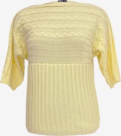 Wisell Pullover in gelb, Produktansicht