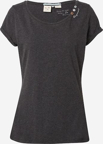 Ragwear Shirt 'FLORAH' in Grey