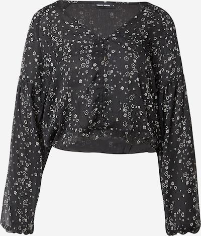 Tally Weijl Bluse in schwarz / weiß, Produktansicht