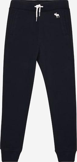 Abercrombie & Fitch Kalhoty - noční modrá, Produkt