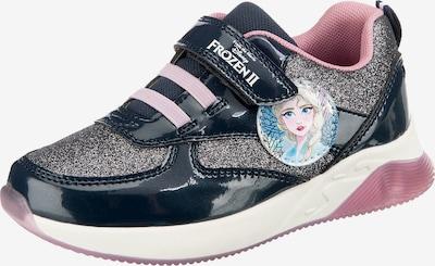 DISNEY Sneaker in blau / mischfarben, Produktansicht