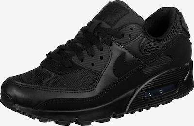 Nike Sportswear Baskets basses 'Air Max 90' en noir, Vue avec produit