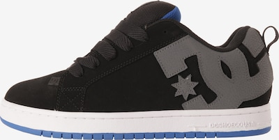 DC Shoes Sneaker in grau / schwarz, Produktansicht