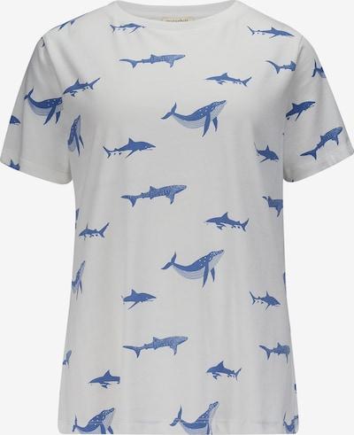 Sugarhill Brighton T-Shirt in blau / weiß, Produktansicht