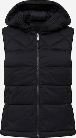 Schöffel Sportbodywarmer 'Rumney' in de kleur Zwart, Productweergave