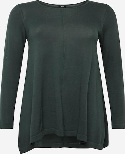 Zizzi Sweter 'Rachel' w kolorze zielonym, Podgląd produktu