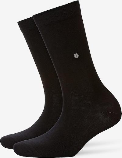 BURLINGTON Sokken in de kleur Zwart, Productweergave