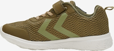 Hummel Sneaker in oliv, Produktansicht