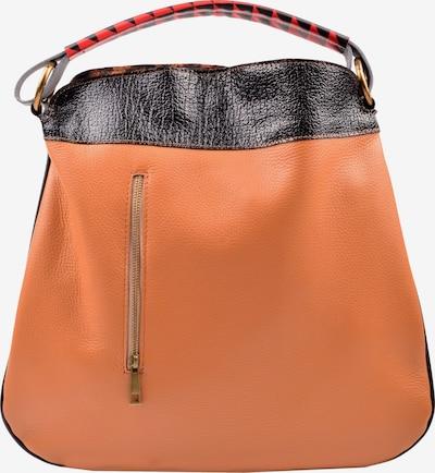 ebarrito Henkeltasche 'CORINTO EBY BAG' in braun / orange, Produktansicht