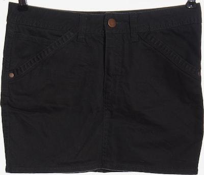 H&M Jeansrock in S in schwarz, Produktansicht