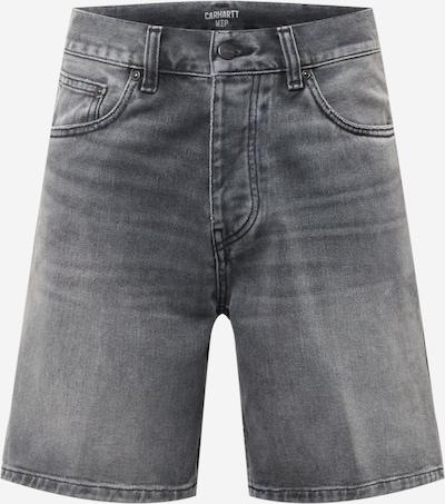 Carhartt WIP Shorts 'Newel' in grey denim, Produktansicht