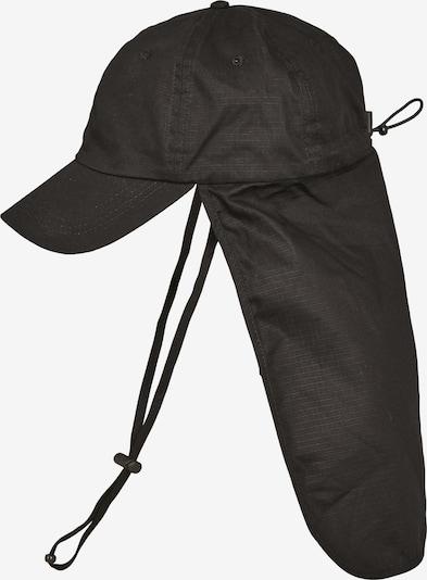 Urban Classics Cap in schwarz, Produktansicht