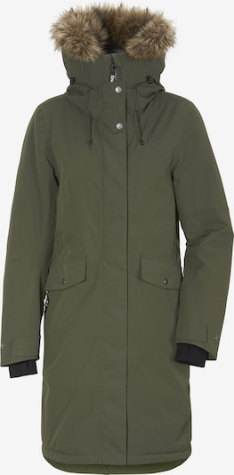 Didriksons Winter Parka 'Erika' in Olive, Item view