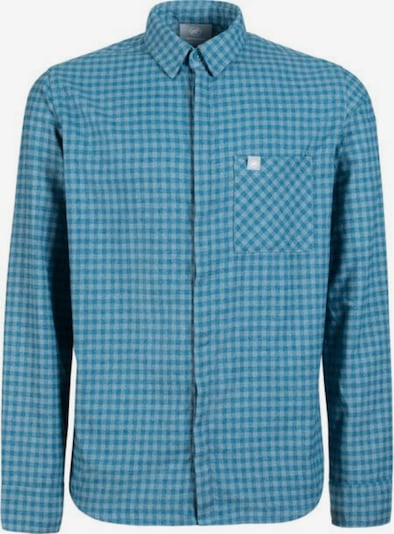 MAMMUT Hemd ' Winter ' in blau, Produktansicht