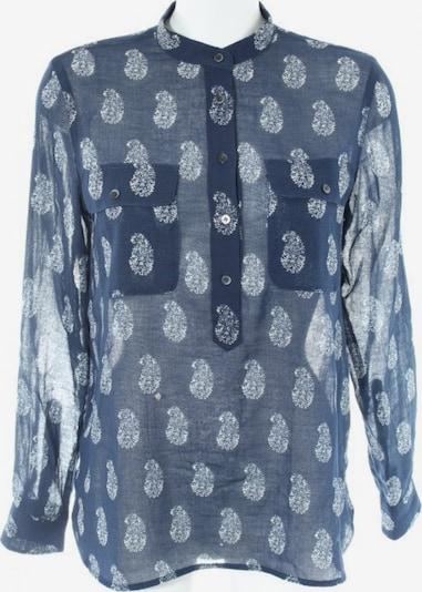 Madewell Langarmhemd in S in dunkelblau / weiß, Produktansicht