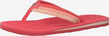 Séparateur d'orteils TAMARIS en rose
