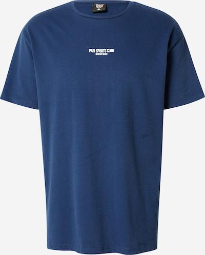PARI Shirt 'SPORTS CLUB' in Blue / White, Item view