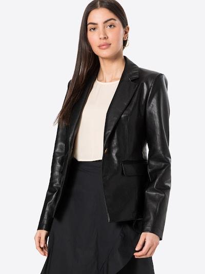 PINKO Blazer 'GIOBERTO' in schwarz, Modelansicht