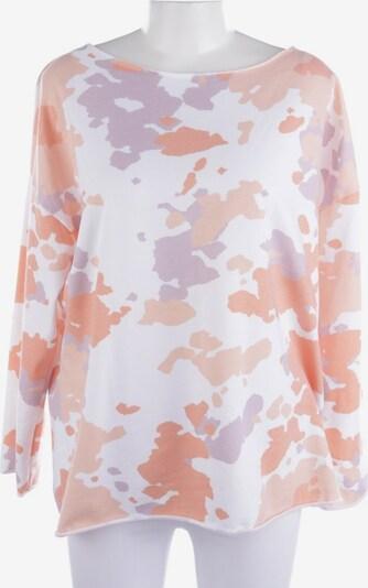 Juvia Sweatshirt / Sweatjacke in XXL in weiß, Produktansicht