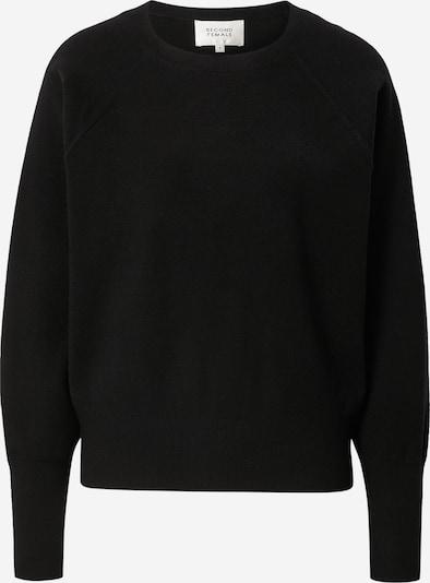 SECOND FEMALE Sweater 'Octavia' in Black, Item view