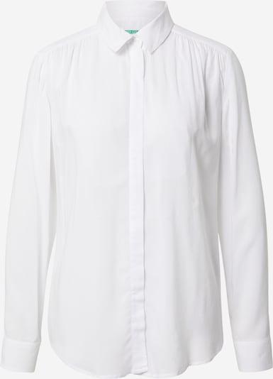 UNITED COLORS OF BENETTON Blouse in de kleur Wit, Productweergave