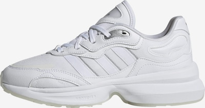ADIDAS ORIGINALS Sneaker 'Zentic' in silber / weiß, Produktansicht