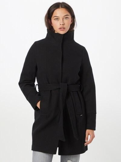 b.young Tussenmantel 'CILIA' in de kleur Zwart, Modelweergave