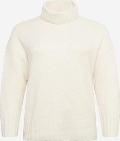 fehér Vero Moda Curve Pulóver, Termék nézet