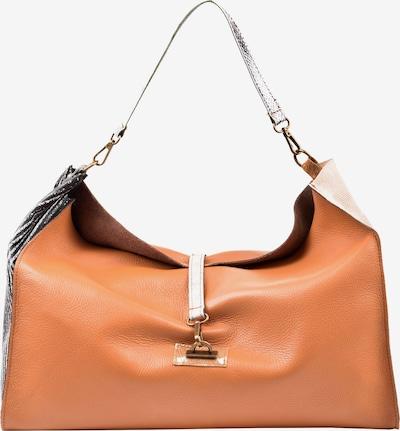 ebarrito Shopper 'SPIN THE WHEEL BAG' in gold / orange, Produktansicht