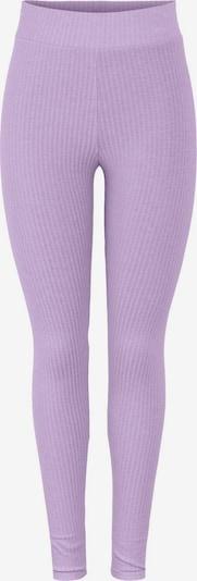 PIECES Legíny - fialová, Produkt