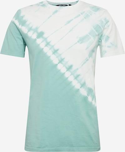 ANTONY MORATO T-Shirt en turquoise / blanc, Vue avec produit