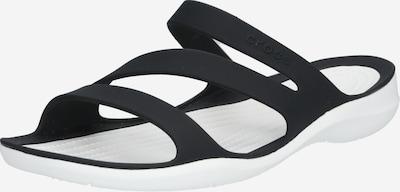 Crocs Pantolette in schwarz, Produktansicht