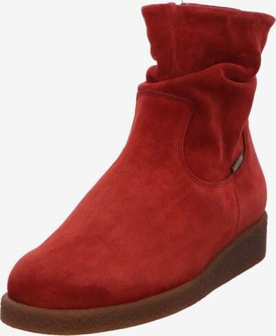 MEPHISTO Stiefelette in rot, Produktansicht