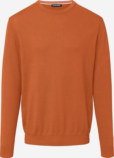 Louis Sayn Pullover aus Pima Cotton in orange, Produktansicht