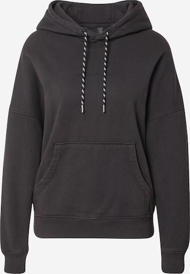 QUIKSILVER Sportisks džemperis, krāsa - melns, Preces skats