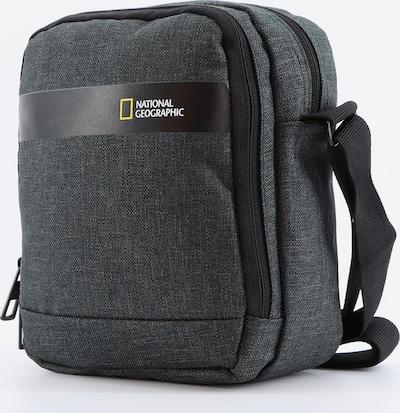 National Geographic Schultertasche 'Stream' in anthrazit, Produktansicht