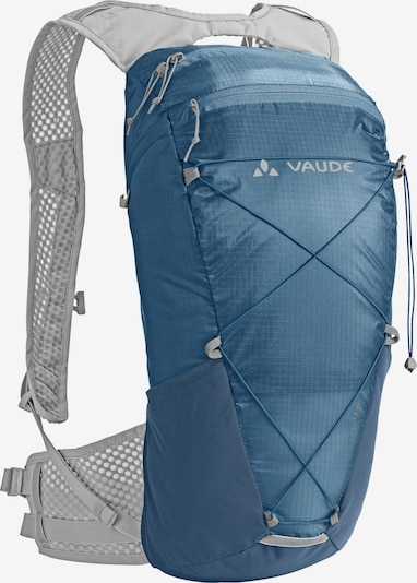 VAUDE Sportrucksack 'Uphill' in blau / hellgrau, Produktansicht