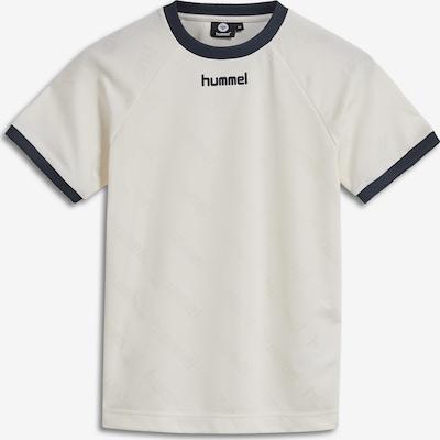 Hummel T-shirt S/S in schwarz / weiß, Produktansicht