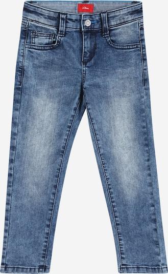 s.Oliver Junior Jeans 'Brad' in blue denim, Produktansicht