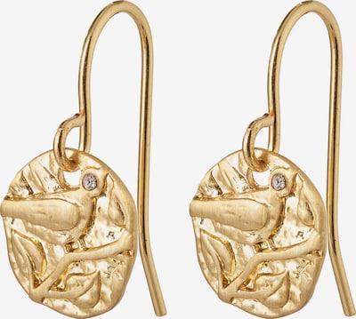 Pilgrim Kolczyki 'Blair' w kolorze złotym, Podgląd produktu