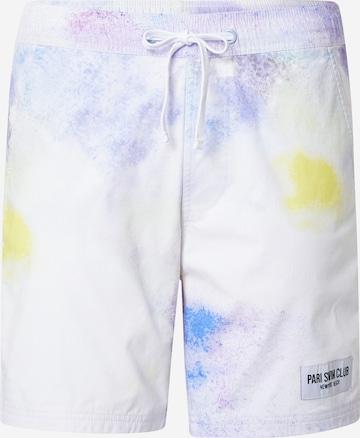 PARI Ujumispüksid 'SWIM CLUB', värv segavärvid