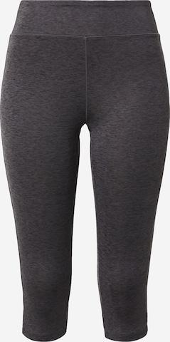 Pantaloni sport 'Influential' de la DARE2B pe gri