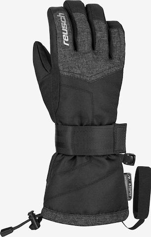 REUSCH Fingerhandschuhe 'Baseplate R-TEX® XT Junior' in Schwarz